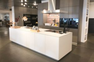 bulthaup a Lugano b3 kitchen white