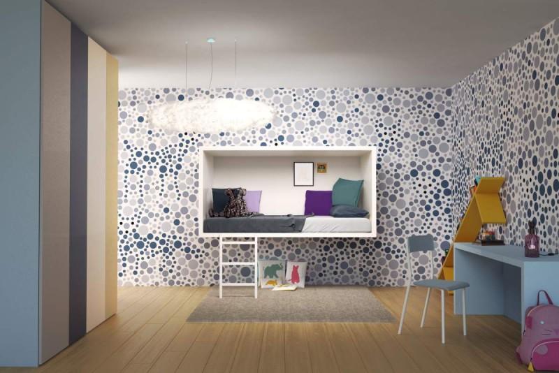 cameretta_design_tappezzeria_3dots_bambini_lago1