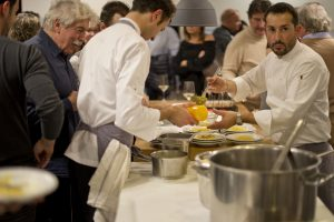 show cooking andrea bertarini