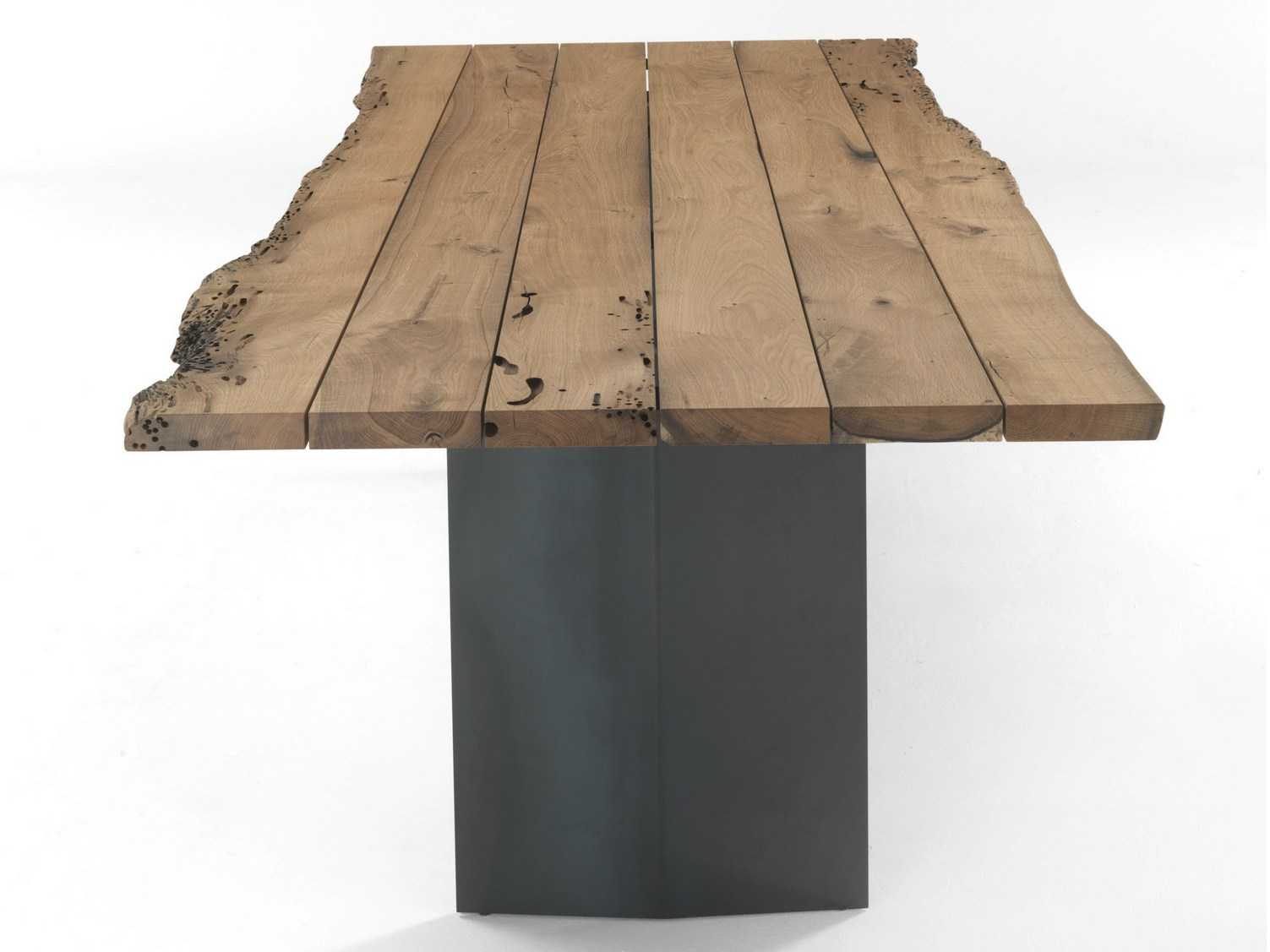 natura briccola riva 1920 tavolo legno grezzo