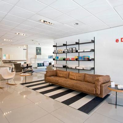 divano de padova - libreria de padova - selva interior - lugano