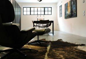 loft moderno agno ticino selva interior