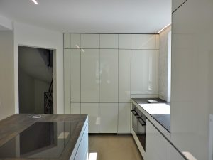 arredare una cucina aperta