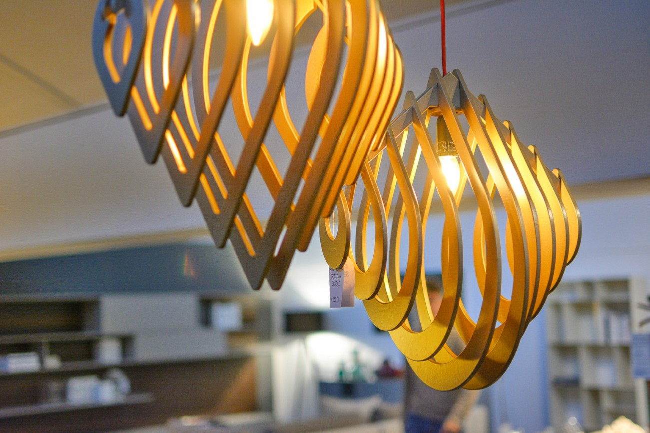 lampade a led - gocce di sole