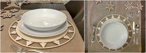 natale: come apparecchiare la tavola durante le feste