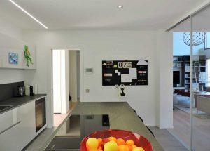 cucina mobili e porte interne a Lugano - valcucine artematica
