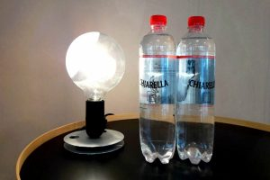 achille castiglioni acqua chiarella lampadina