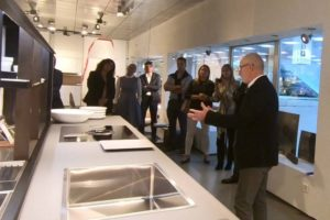 genius loci di valcucine workshop