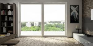 casa eco-friendly - serramenti