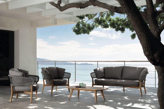divano da giardino talenti outdoor