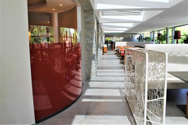 mobili su misura per hotel ristorante veranda parco san marco