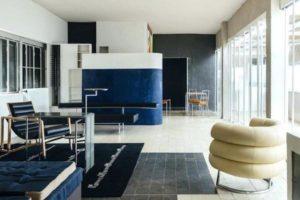 Eileen_Gray_villa_e_1027_Living_room_interior_2