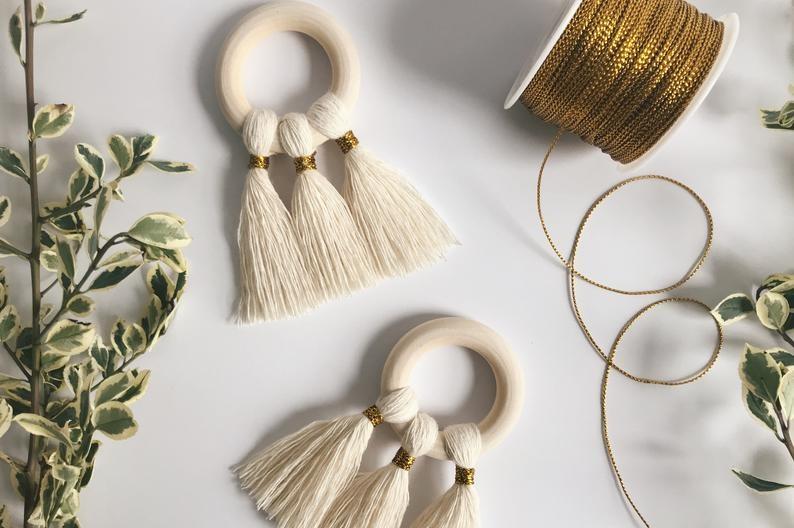 Wilt and Bloom Design addobbi di Natale oro