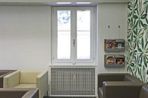 ristrutturare sala d'aspetto