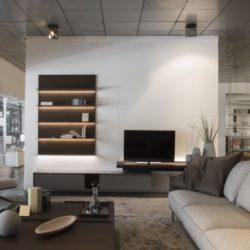 Molteni & C. e Dada – il nostro nuovo appartamento in showroom