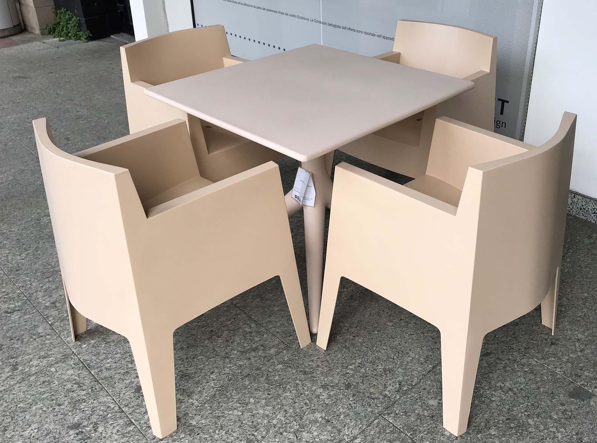 Tavolino Driade App Image