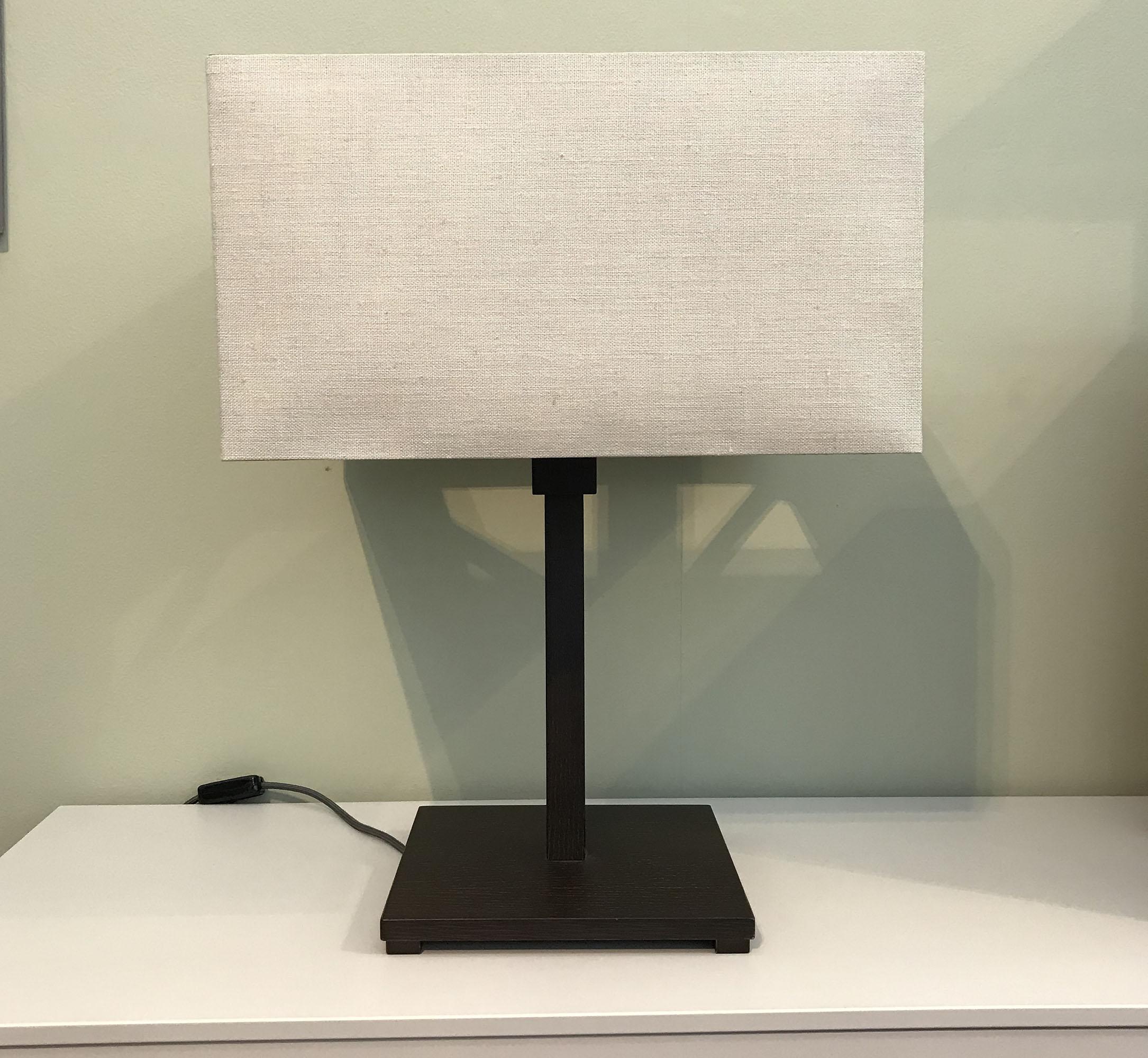 Penta Lampada da Tavolo Wood (fine serie) Image